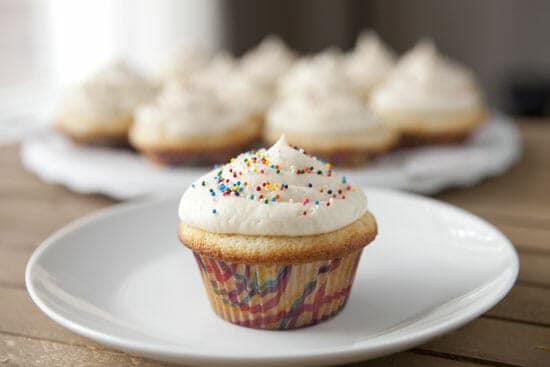 reveal cupcakes