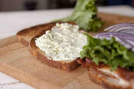 Chipotle Club Sandwich from Macheesmo