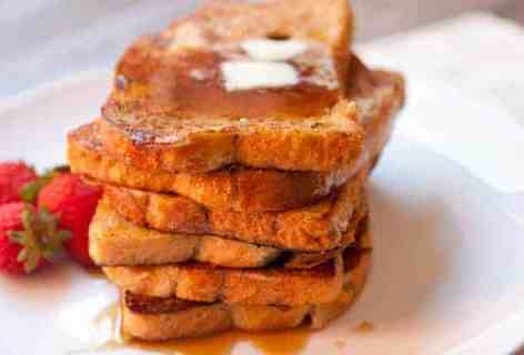Basic French Toast recipe on Macheesmo