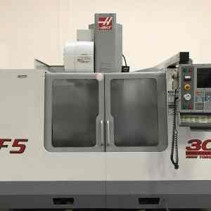 Haas VF5 VMC - USED