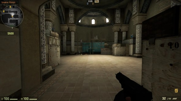 Counter-Strike: Global Offensive - Screenshot
