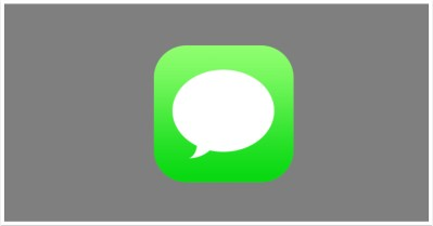 iOS Messages: Leaving Group