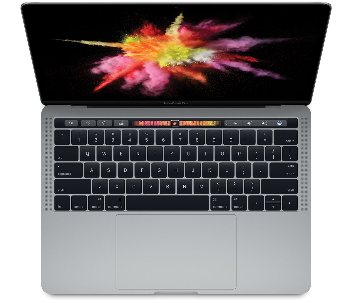 New MacBook Pro lands Touch Bar, Skylake, Polaris, and more