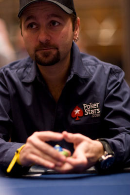 Daniel Negreanu Poker