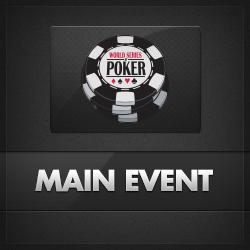 WSOP 2013 Main Event