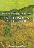 EBooks - Henry David Thoreau: La filosofia dell'essere