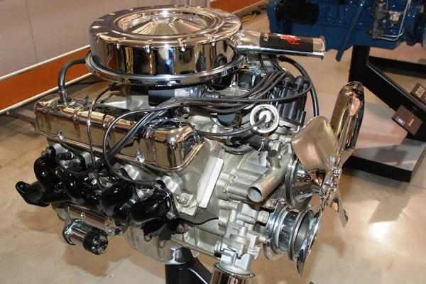 1962 Buick 215 CID alumimum V8