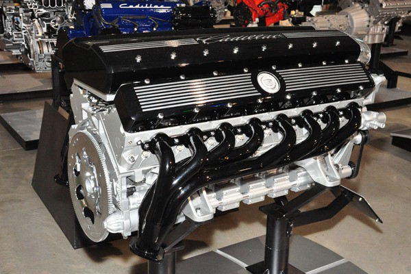 2002 Cadillac V16 experimental RR