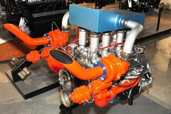 Oldsmobile 455 CID V8 twin turbo LF