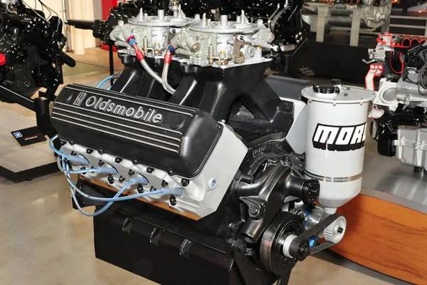 Oldsmobile 500 CID Pro Stock V8