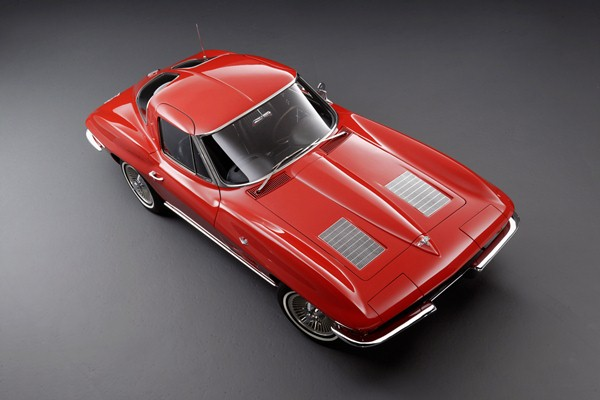 1963 Chevrolet Corvette Stingray Coupe