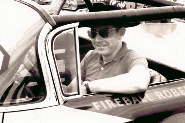 Fireball Roberts Pontiac