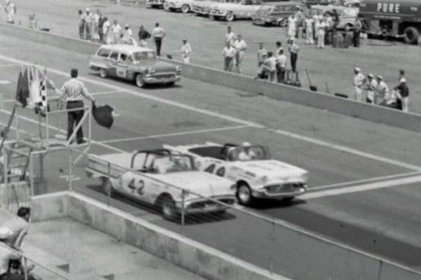 Lee Petty 42 Bob Welborn 49 1958 Martinsville