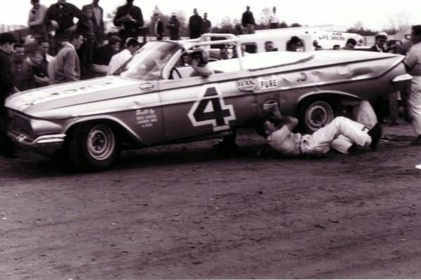 Rex White 4 1961 Chevrolet