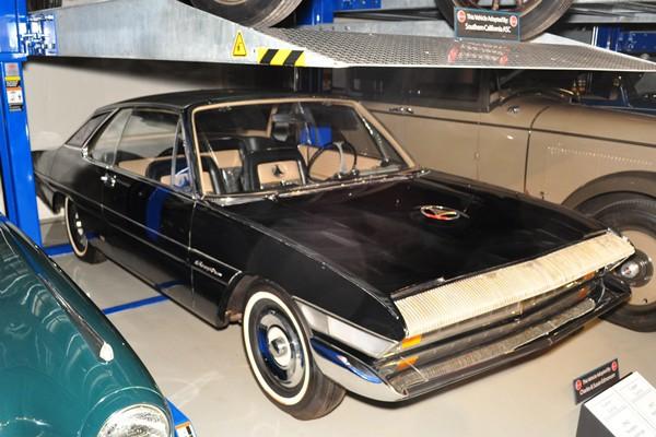 1962 Sceptre prototype