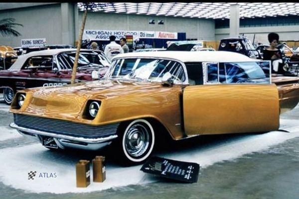 1965 Bob Massaron 1956 Chevrolet Venturian