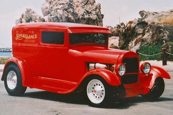 1983 Ron Barnum 1929 Ford Sedan Delivery Renaissance Delivery