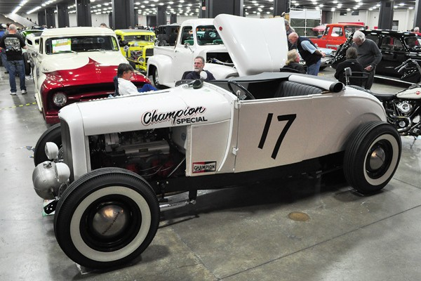 Champion Special Model A Ford Highboy
