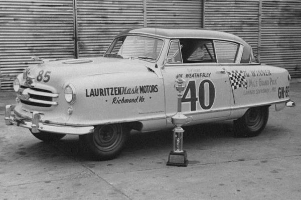 1951 Nash Joe Weatherly
