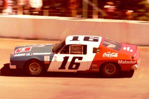 1975 AMC Matador Bobby Allison