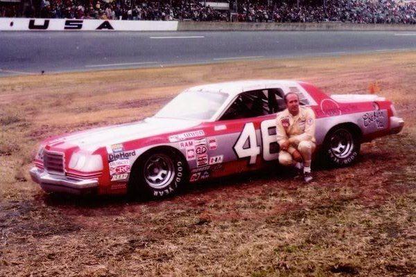 1978 Dodge Magnum Travis Tiller