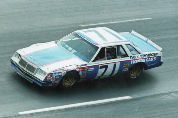 1981 Dodge Mirada Dave Marcis owner Norm Negre