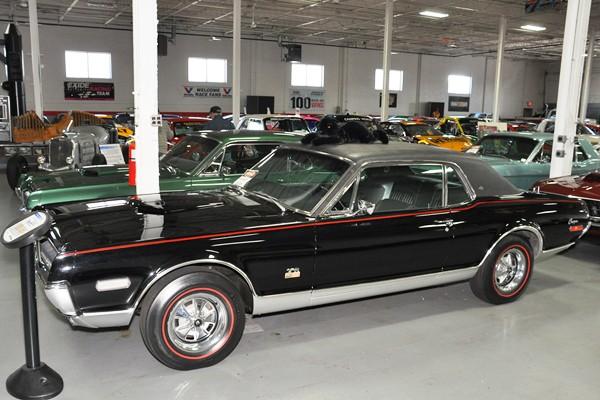 1968 Mercury Cougar GTE 427 CID