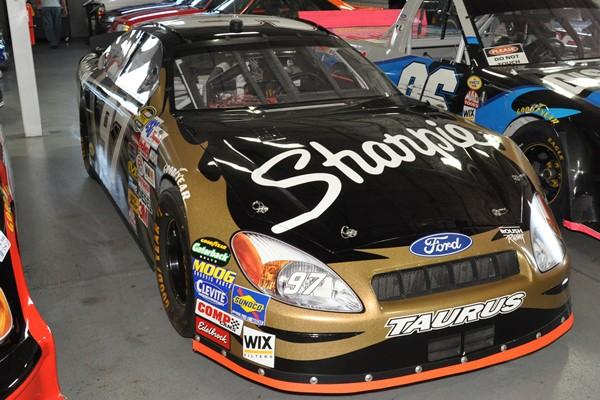 Roush NASCAR Ford Taurus Kurt Busch