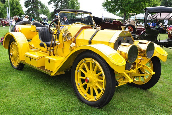 1911 Oldsmobile Autocrat Speedster Bill and Barbara Parfet RF