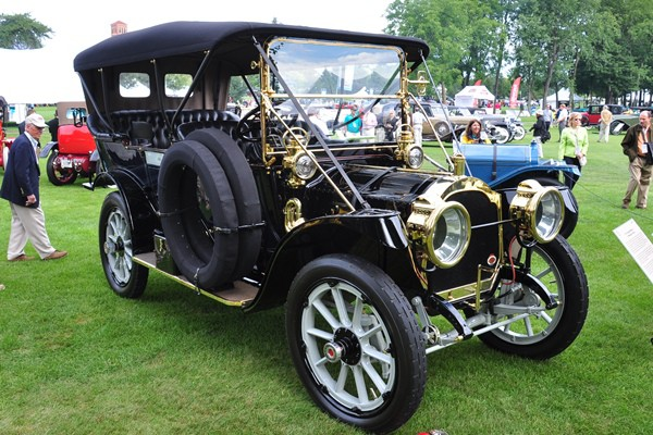 1911 Packard Model 30 7-passenger Touring Michael DeAngelis