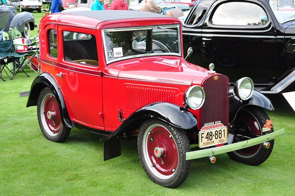 1932 American Austin 275 Coupe William Dreist