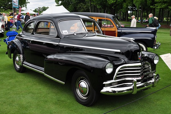 1946 Chevrolet Fleetmaster Sport Coupe Dr. Donald Gale