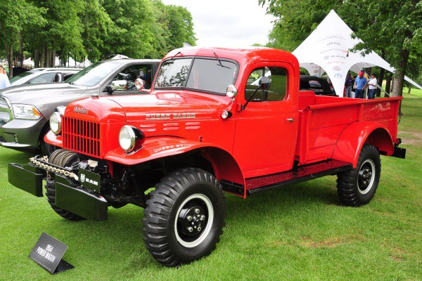 1954 Dodge Power Wagon Chrysler Historical Collection