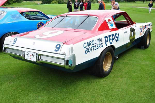 1969 Pontiac Grand Prix Roy Tyner NASCAR Keith Vrabec