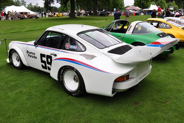 1977 Porsche 934.5 by Brumos Bob Weber