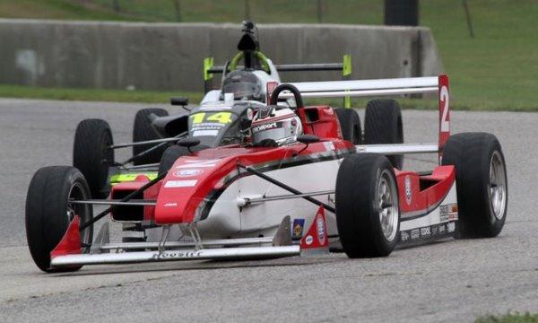 Lawrence Loshak Formula 1000 JDR Suzuki