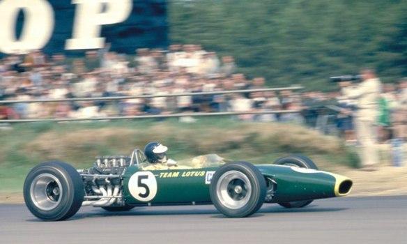 Lotus 49 Zandvoort