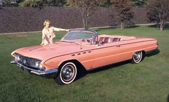 1961 Buick Flamingo convertible Electra 225