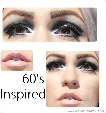 60s inspired look madamebfatale