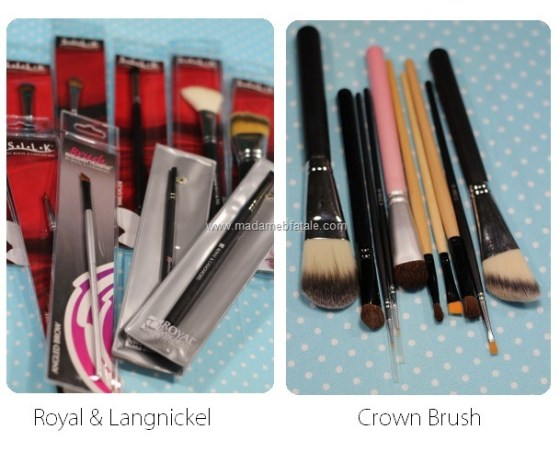 brushes royal langnickel crown brush