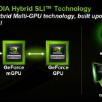 Computex08: NVIDIA GeForce 9M, Hybrid SLI para Portátiles