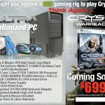 Este es el Crysis Warhead PC