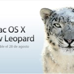 Mac OS X 10.6 Snow Leopard disponible este viernes