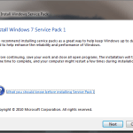 Ya se ha filtrado el SP1 Beta para Windows 7