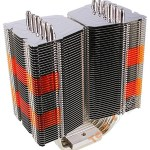 Prolimatech Super Mega CPU Cooler y Thermalright MUX-120 Black