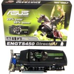 Asus GeForce GTS 450 revelada