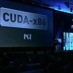 [GTC2010] NVIDIA anuncia CUDA x86, masificando la tecnología