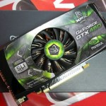 Surprise! XFX NVIDIA GeForce GTX 460