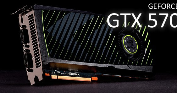 Review NVIDIA GeForce GTX 570