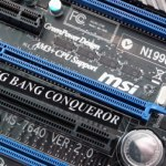 MSI Big Bang Conqueror AM3+ (AMD 990FX) para Bulldozer